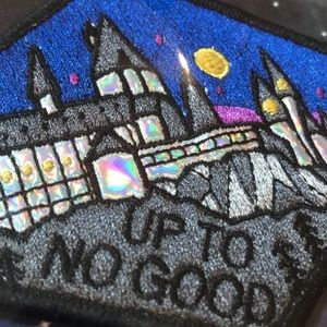 """Harry Potter """"Up to No Good"""" Patch"""